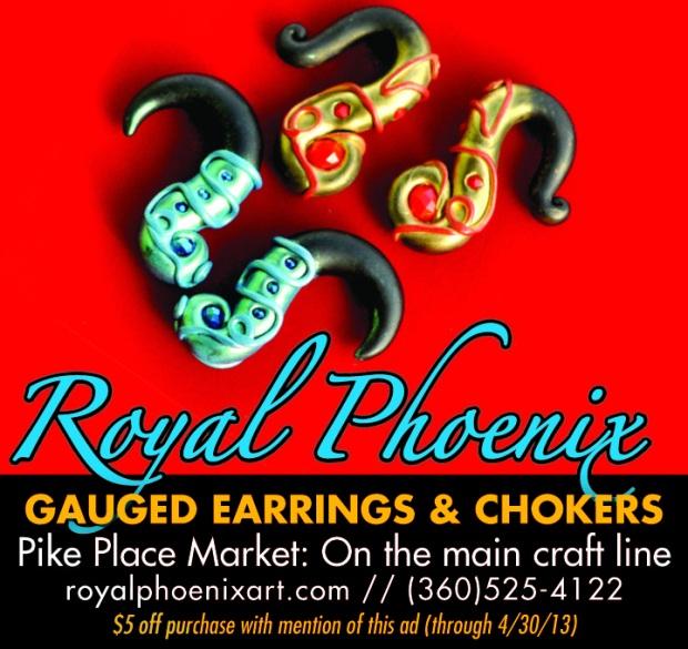 Stranger Ad Royal Phoenix